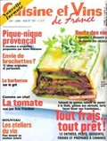 Le Moulin à Vent, Cuisine de France, 50