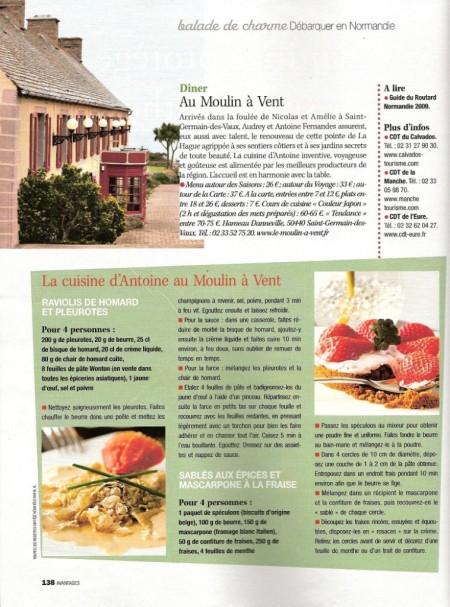 Le Moulin à Vent, restaurant, 50
